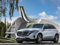 Mercedes-Benz EQC Review: Testing Daimler's Big Bet On Electric