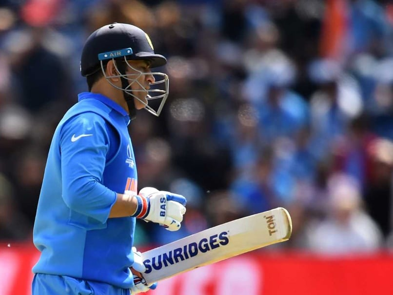 BCCI Should Stand With MS Dhoni, Says Sports Minister Kiren Rijiju
