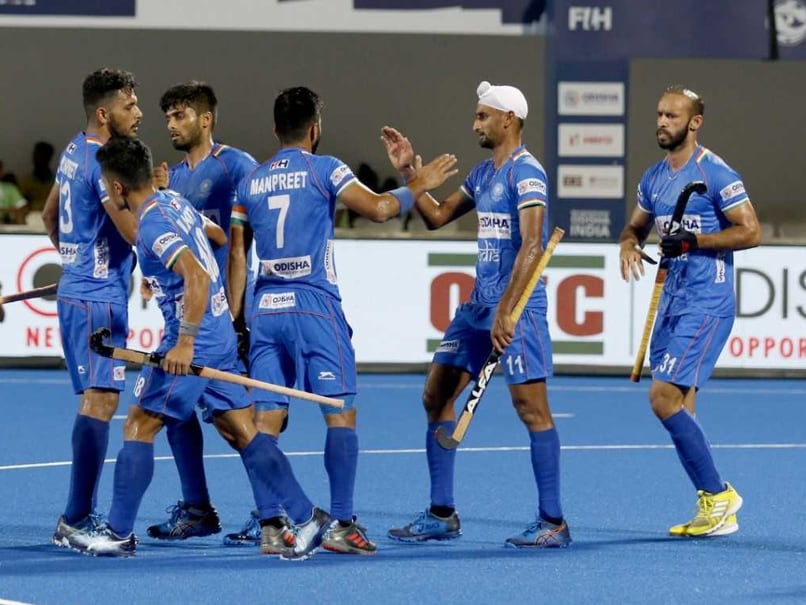 FIH Series Finals: India Maul Japan 7-2 To Storm Into Final