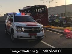 Eid Holidays Turn Tragic As 17, Including Indians, Die In Dubai Bus Crash