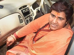 2008 Malegaon Blast Case: Pragya Thakur Appears Before Special NIA Court In Mumbai