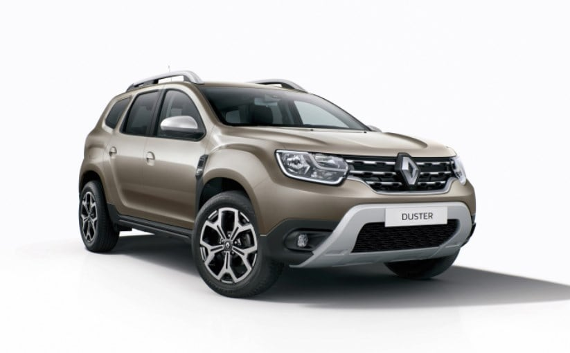 This strategy for Renault Duster is in line with the company's plan to go petrol-only with BS6 shift