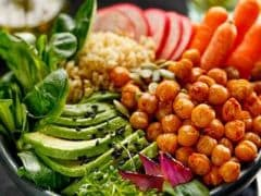 Plant-Based Diet May Help Manage Symptoms Of Crohn's Disease: Case Study