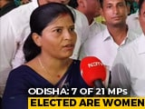 Video : Odisha Sets A Precedent, 33 Per Cent Of Its Parliamentarians Are Women
