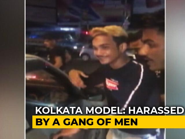 Video : Kolkata Model Shot Video Of Men Beating Up Uber Driver; Assaulted: Police