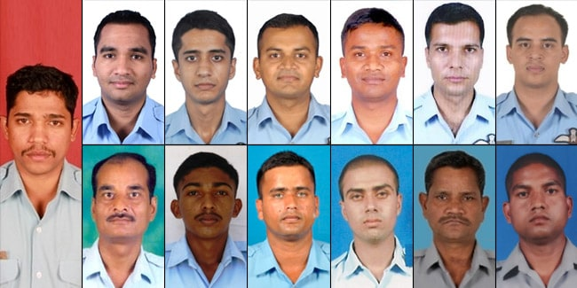 Bodies Of Air Force Men Killed In An-32 Crash Recovered; Black Box Found