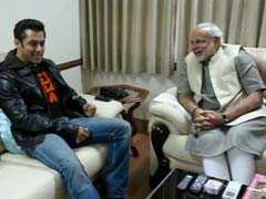 "Salman Khan Congratulates PM Modi On ""Splendid"" Team Of Ministers"