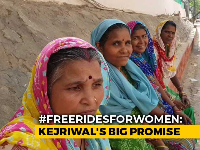 Video : Delhi's Proposed Free Metro Scheme For Women To Bring First Ride For Many