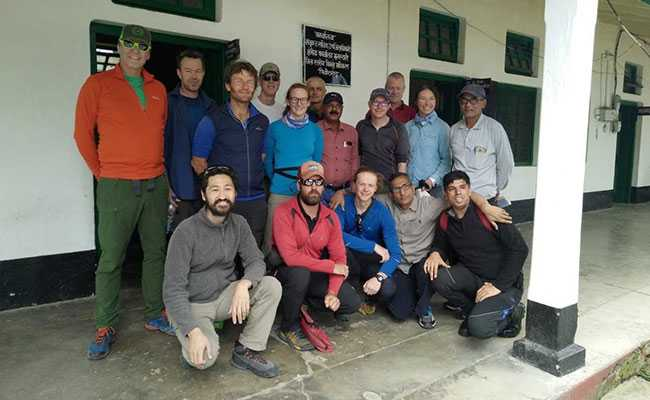 Nanda Devi Climbers Still Missing, Paramilitary Team Preps For Search Ops