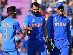 World Cup 2019: Mohammed Shami Hat-Trick Seals India