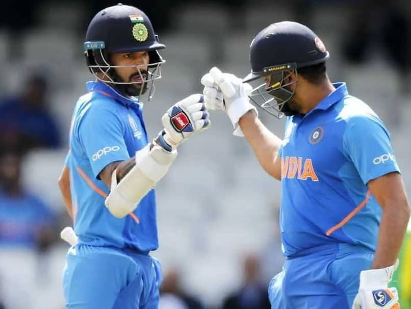 World Cup 2019, IND vs SA: Rohit Sharma and Dhawan broke this old record against Australia