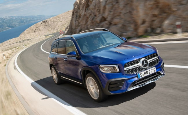 The Mercedes-Benz GLB SUV was unveiled in June 2019.