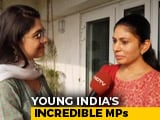 Video : Young India's Incredible MPs: Raksha Nikhil Khadse