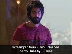 Shahid Kapoor Explains Why Doing <i>Kabir Singh</i> Was 'Exciting' For Him