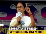 "Video : ""Whoever Messes With Us..."": Mamata Banerjee's Message On Eid"