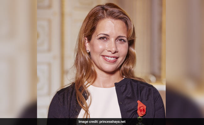 Dubai Princess Haya Bint Al Hussein Flees UAE With Money