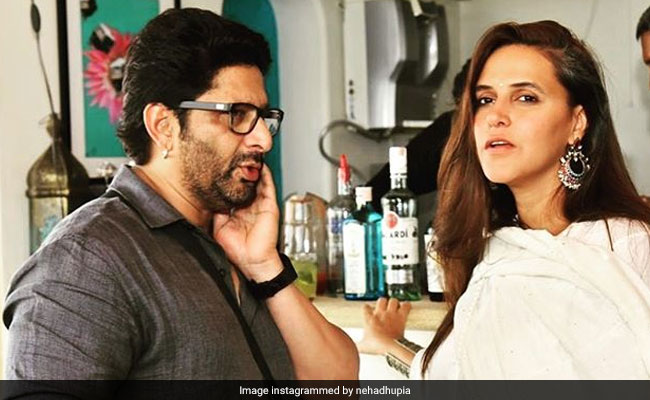 Instagram Rises Gloriously To Neha Dhupia's 'Caption This' Challenge