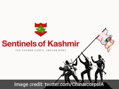 Indian Army's Chinar Corps Twitter Handle Restored After Suspension