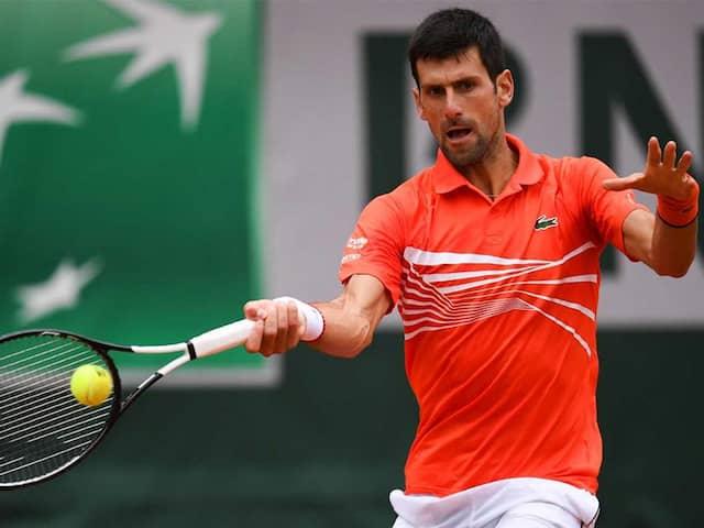 French Open 2019: Record-Setting Novak Djokovic Into Last-Eight, Kei Nishikori To Face Rafael Nadal