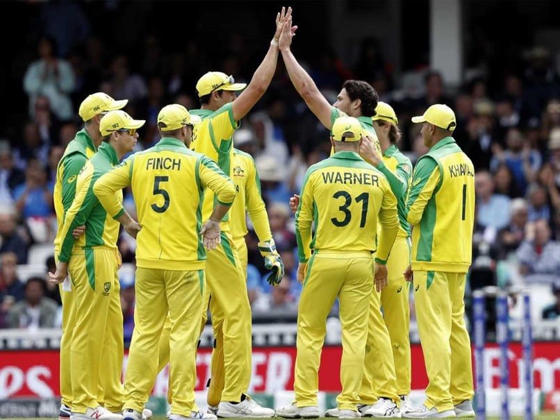 World Cup Live: Pakistan Opt To Bowl Against Australia