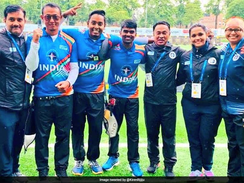 World Archery Championships: Indian Mens Recurve Team Storms Into Final