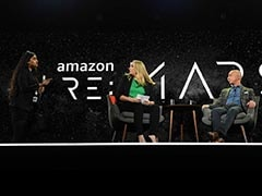 Indian-American Activist Storms On Stage, Shouts At Amazon CEO Jeff Bezos