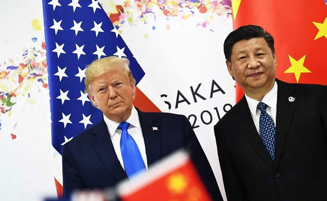 US, China Negotiators Resume Trade War Talks