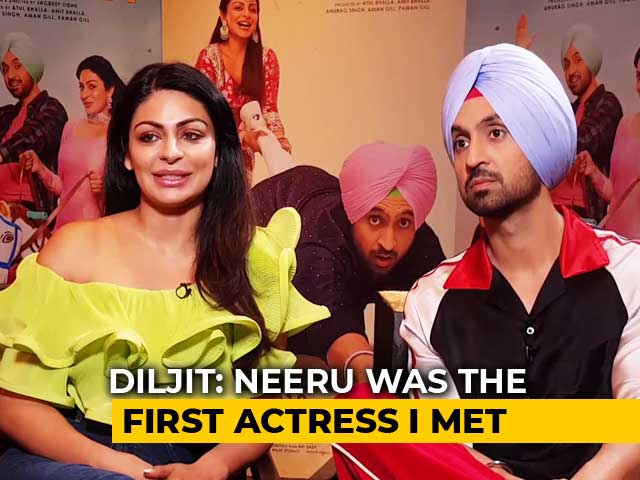 Diljit Dosanjh And Neeru Bajwa On The Changing Trends In Punjabi Films