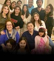 A Bachchan-Kapoor Family Pic: Rishi, Aishwarya, Ranbir (Bonus: Alia)