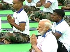 5वें अंतरराष्ट्रीय योग दिवस पर रांची में PM नरेंद्र मोदी ने कहा, पानी-पोषण-परिश्रम-पर्यावरण जरूरी