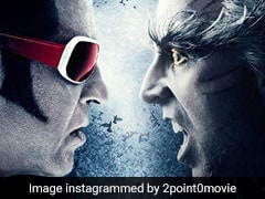 <i>2.0</i>: Rajinikanth And Akshay Kumar's Film Gets A Release Date In China
