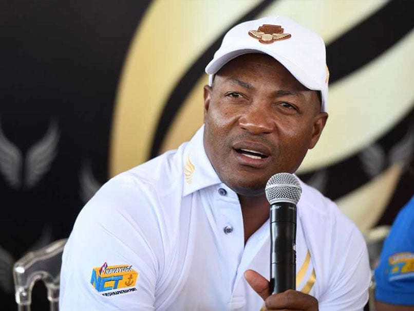 Brian Lara admitted to Mumbai hospital after complaining of discomfort