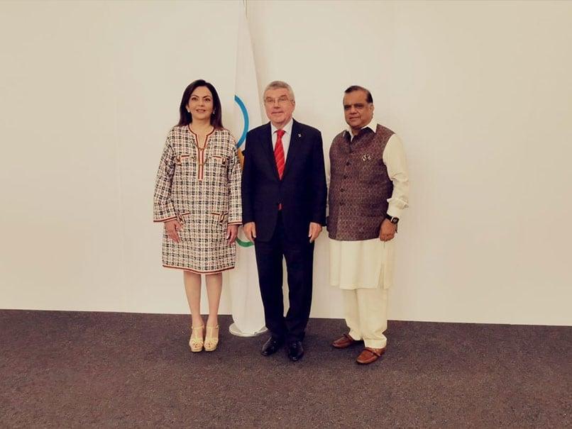 India submits bid to host 2023 IOC session in Mumbai