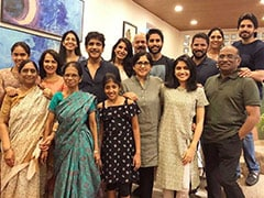 Inside Samantha Ruth Prabhu's Fam-Jam With Nagarjuna, Naga Chaitanya And Others