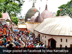 Woman's Headless Body Found Near Kamakhya Temple In Assam