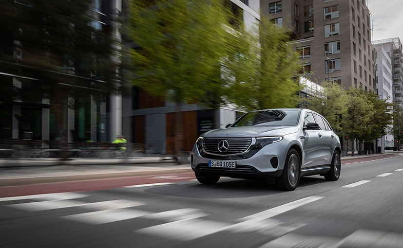 Exclusive: Mercedes EQC Launch Unaffected By The Coronavirus Crisis; Will Come To In India This Year