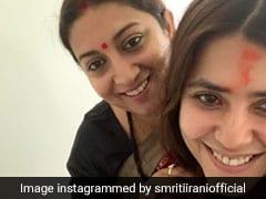 You Helped Me Sail Through Many Turbulent Phases: Smriti Irani's Emotional Post On Ekta Kapoor's Birthday