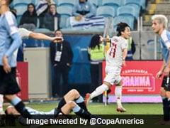 Copa America: विवादों के बीच जापान ने उरुग्वे को ड्रॉ पर रोका...