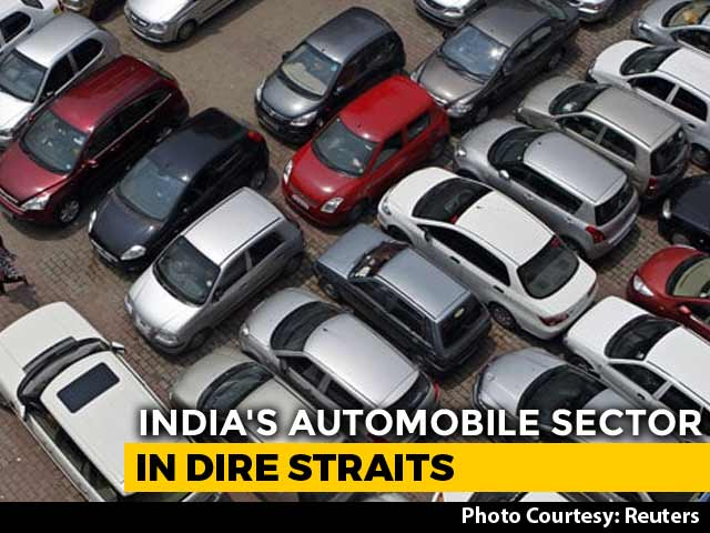Video : What Is Behind India's Automobile Crisis?