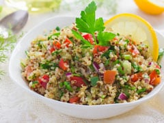 High-Protein Diet Recipe: Learn How To Make Quinoa Poha At Home For Weight Loss