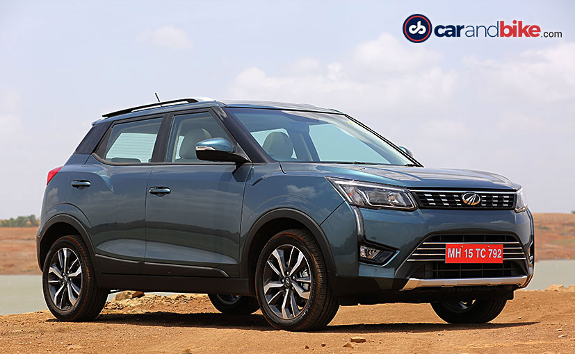 Mahindra's exports for the month of July 2020 were at 1,467 vehicles