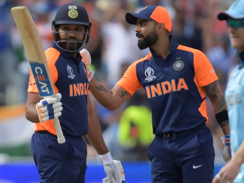 India vs England Live Score, World Cup 2019: Huge Setback For India In Chase As Virat Kohli Falls For 66