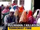 Video : Woman Killed As Terrorists Barge Into Home, Open Fire In J&K's Pulwama