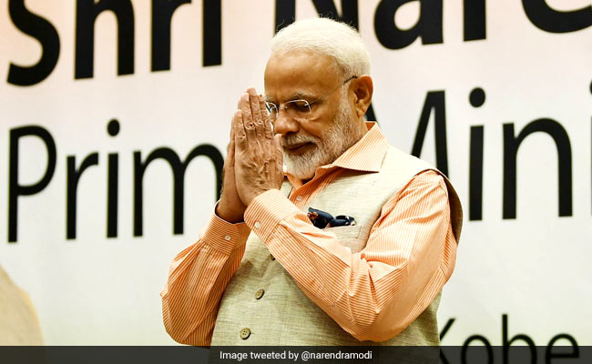 Budget 2019: Economic Survey Outlines Vision For $5 Trillion Economy, Says PM Narendra Modi