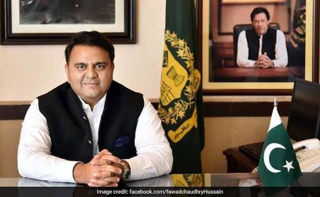 Pakistan Minister Fawad Chaudhry Blames India After Sri Lankan Players Pull Out Of Pakistan Tour