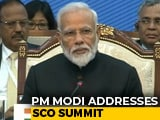Video : Nations Supporting, Aiding And Funding Terror Must Be Held Accountable: PM