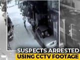 Video: Couple Arrested For South Delhi Triple Murder, Both Seen On CCTV
