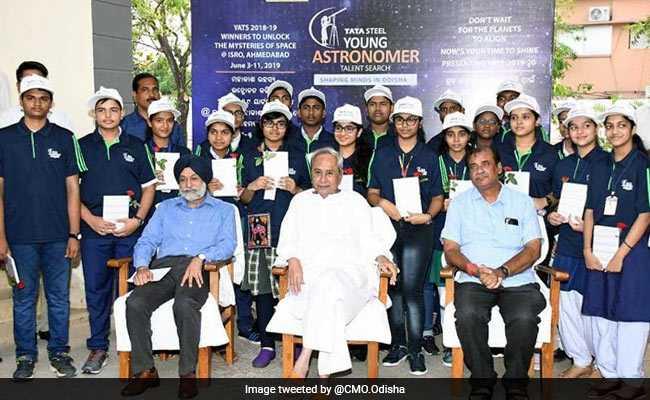 Winners Of Odisha Talent Search Programme Return From ISRO Trip