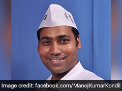 Sitting AAP MLA Manoj Kumar Denied Ticket In Delhi Polls Joins BJP