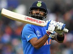 Watch: Virat Kohli Walks Off Without Edging The Ball. He Wasn